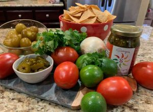 Sonya Sweet Spicy - Cantina Style Salsa