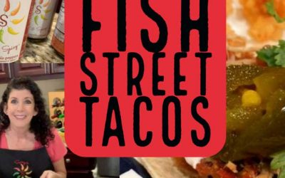 Fish Street Taco Recipe with Sweet Jalapenos & Slurry