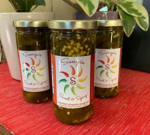 Sonya's Sweet Spicy - 3 Pack, 8 oz. Jars