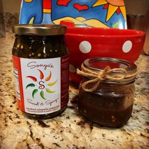 Sonya Sweet Spicy - Tangy Marinade & Dressing