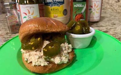 Cowboy Sweet Spicy Tuna Salad