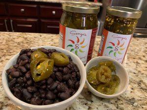 Sonya Sweet Spicy - Black Beans in Instant Pot