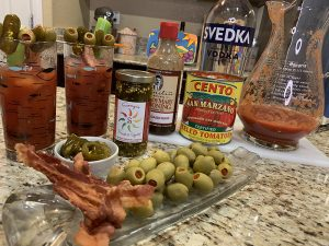 Sonya Sweet Spicy - Spicy Bloody Mary Recipe