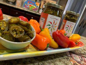 Sonya Sweet Spicy - Sweet Jalapeno Poppers