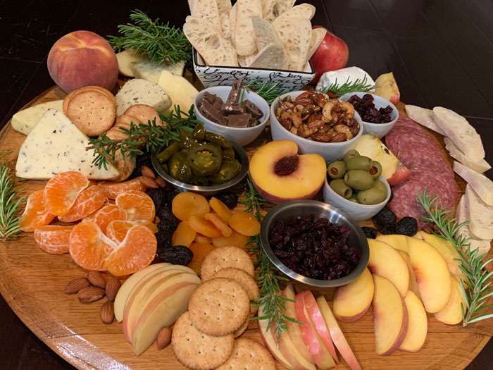 ULTIMATE Cheese and Charcuterie Board/Platter