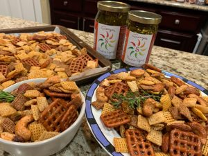 Sonya Sweet Spicy - Sweet & Spicy Chex Snack Mix