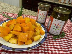 Sonya Sweet Spicy - Roasted Butternut & Acorn Squash