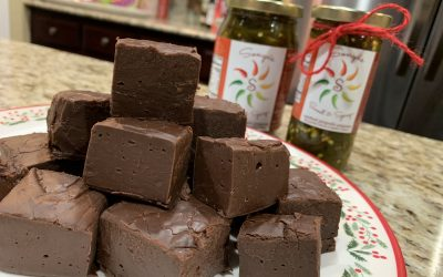 Amazing EASY Sweet & Spicy FUDGE Recipe for the 2020 New Year!