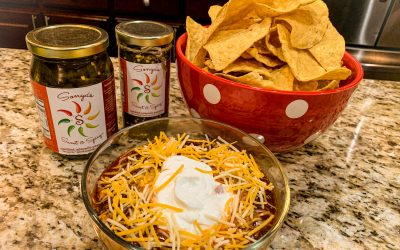 BEST Game Day Superbowl Chili Recipe Sweet Spicy | Easy Appetizers & Nachos