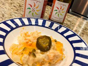 Sonya Sweet Spicy - Cauliflower Mac & Cheese