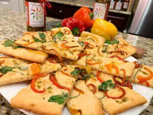 Sonya Sweet Spicy - Artisan Spicy Flatbread