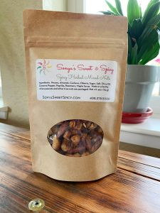 Sonya Sweet Spicy - Herbed Mixed Nuts
