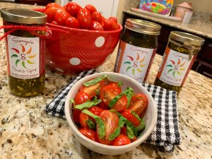 Sonya Sweet Spicy - Spicy Balsamic Vinaigrette Salad Dressing