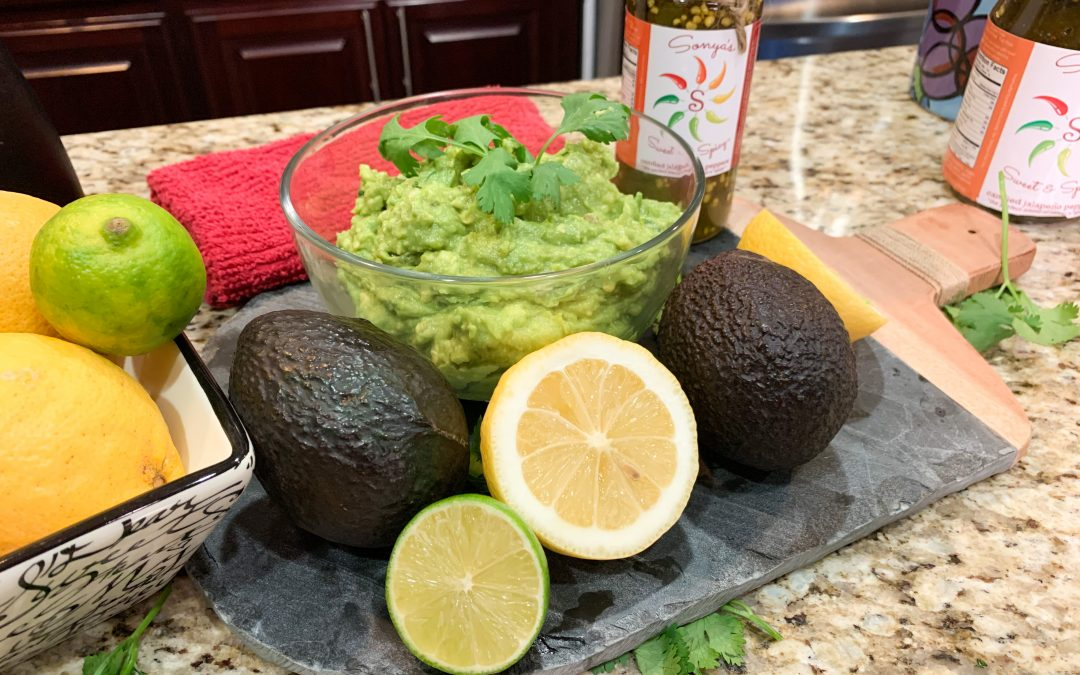 BEST Homemade Guacamole Recipe EASY DIY Fresh Flavorful with Sweet Jalapenos