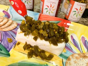Sonya Sweet Spicy - Cream Cheese Jalapeno Appetizer