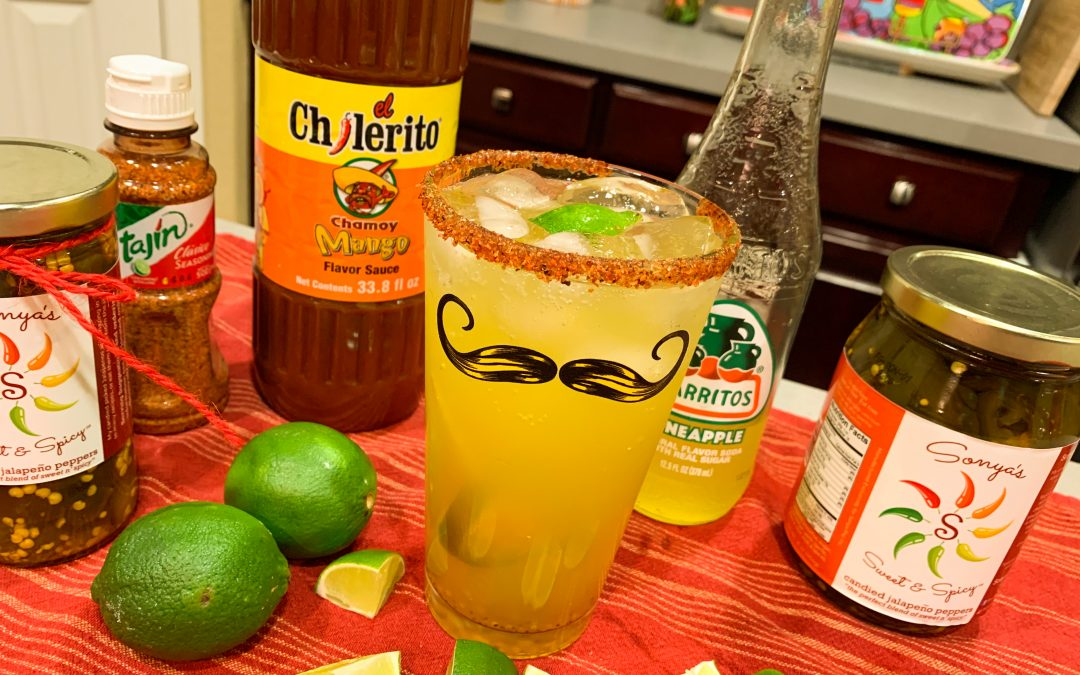 Sonya Sweet Spicy - Jarritos Pineapple Margarita