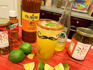 Sonya Sweet Spicy - Jarritos Pineapple Margarita