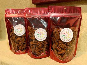 Sonya Sweet Spicy - Sweet & Spicy Pecans