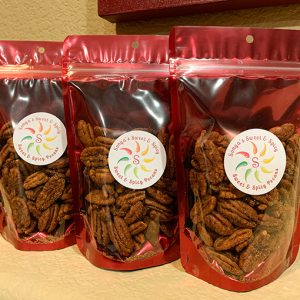 Sonya Sweet Spicy - Sweet & Spicy Pecans